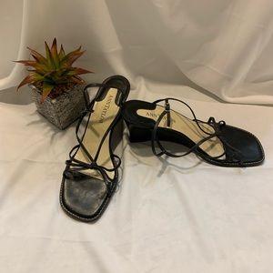 Ann Taylor Wedge Sandal -sz 9M